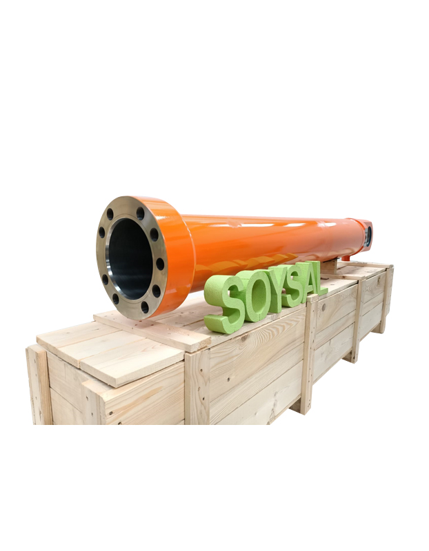 EX1200 BUCKET CYLINDER ASSEMBLY-TUBE